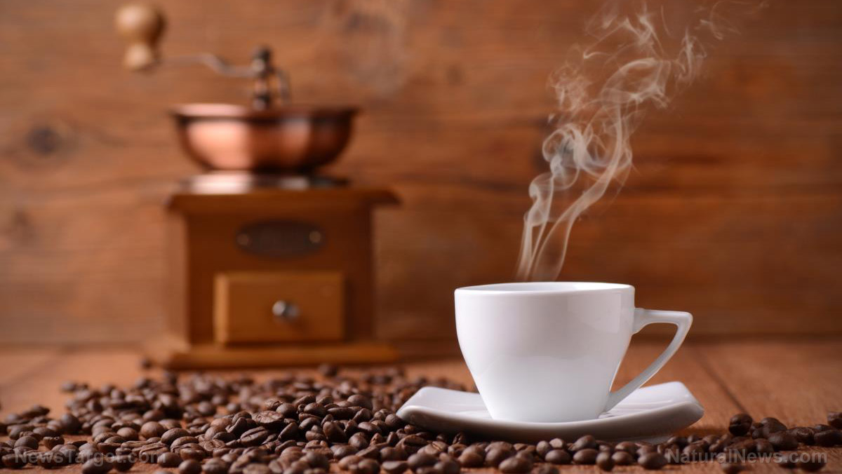 Image: Hot coffee has more antioxidants than cold brew, new study concludes