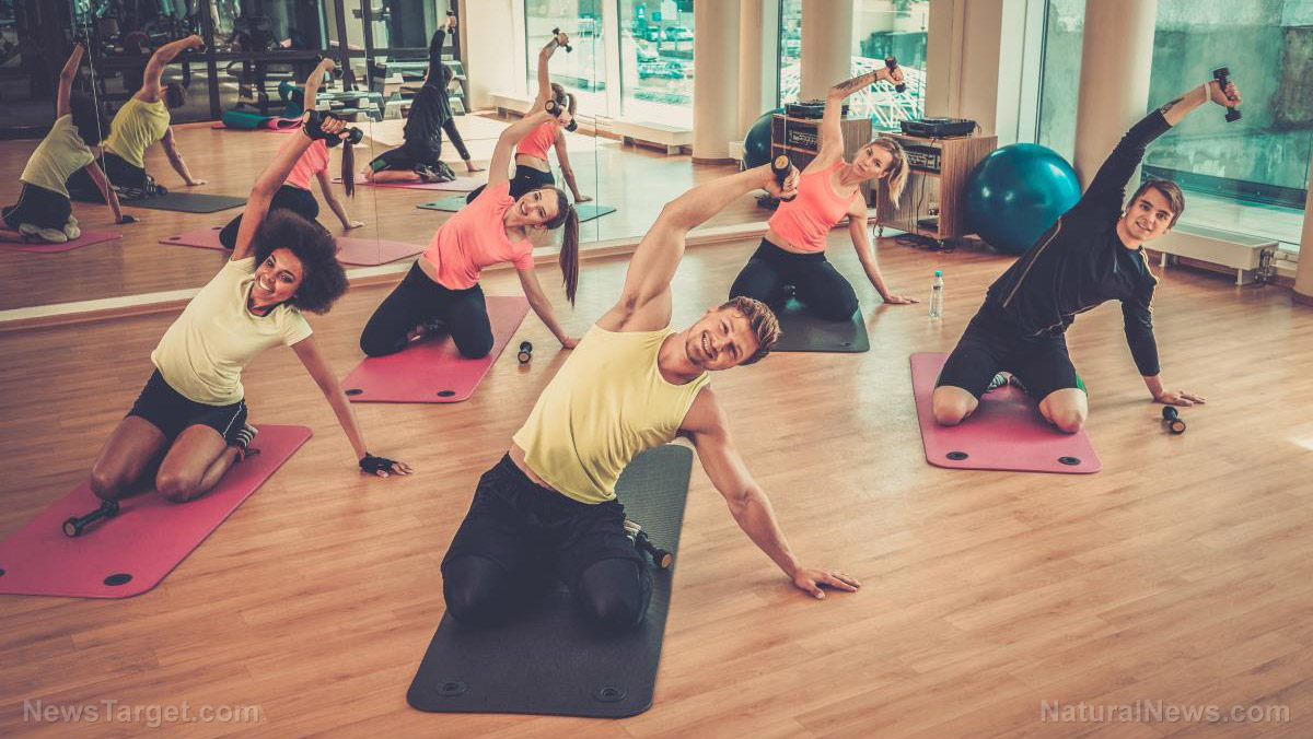 Image: Intense exercise can reduce the growth, size and frequency of cancer tumors by 50%