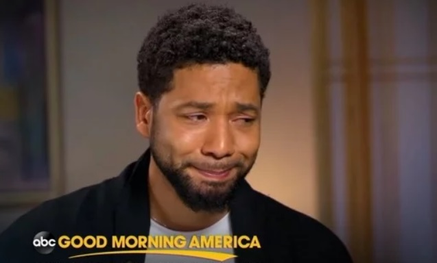 Image: Motive Revealed In Smollett Case: Actor Concocted Hate Crime After Racist Letter Failed To Impress