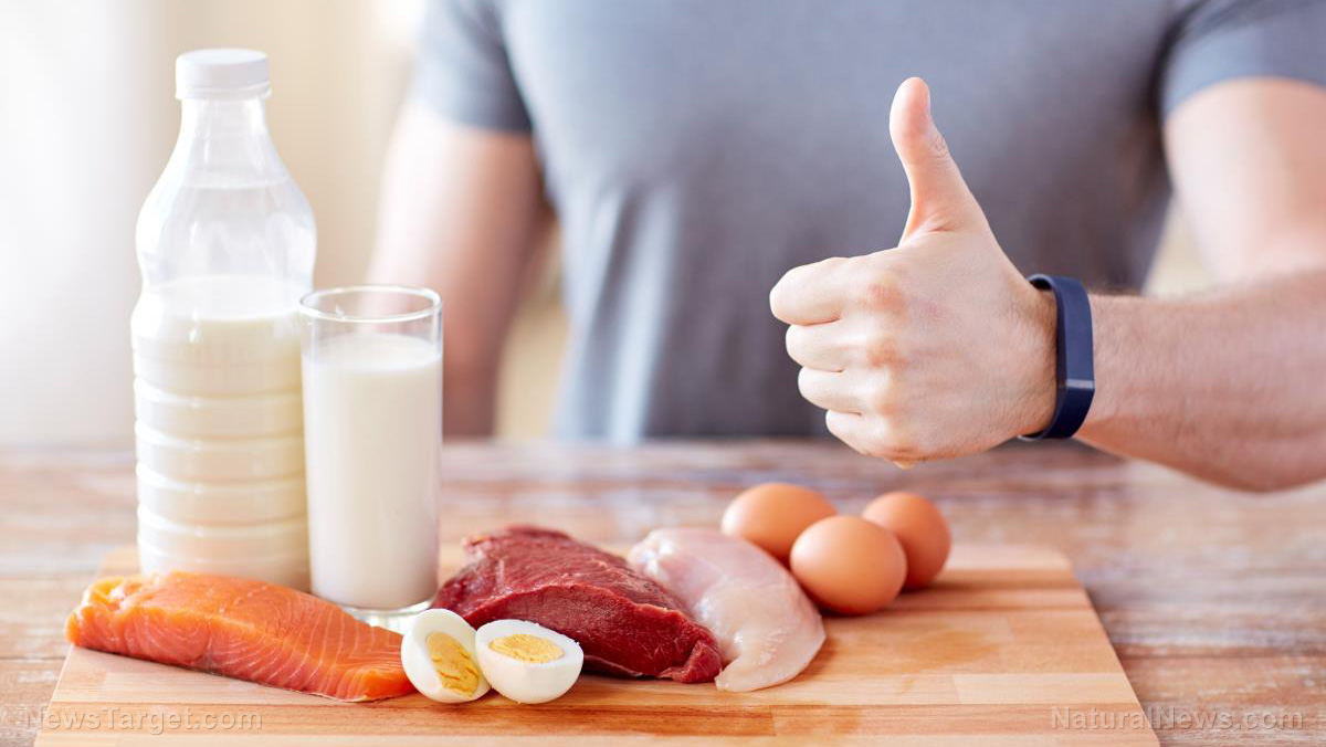 Image: High-protein, low-calorie balanced diet found to reduce weight, release toxins, reduce oxidative stress