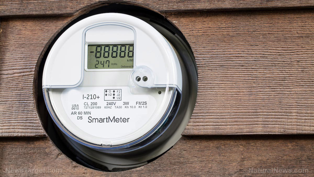 Image: Smart Meters to start tracking dementia patients in the U.K. as Big Brother wields medical surveillance tech against its own citizens