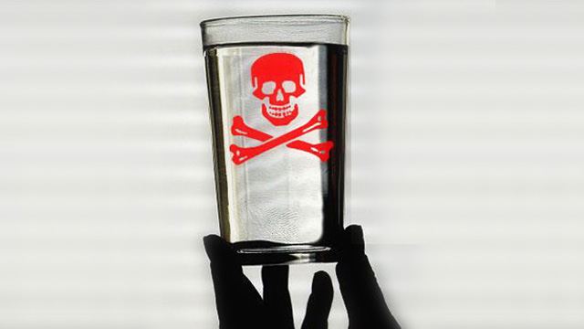 "Image: Fluoride chemicals dumped into the water supply are ""unprocessed toxic waste"" chemicals, warns Children's Health Defense"