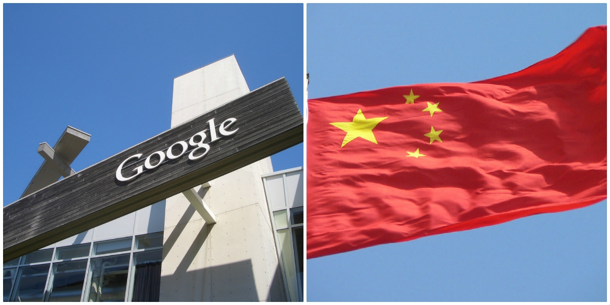 Image: Same tech giants that refuse to display Alex Jones content are thrilled to help the communist Chinese government commit gross human rights violations