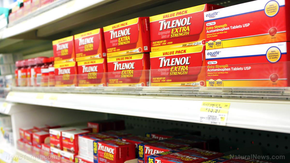 Image: Kills more than just pain: Study proves Tylenol has damaging effects on children's brains