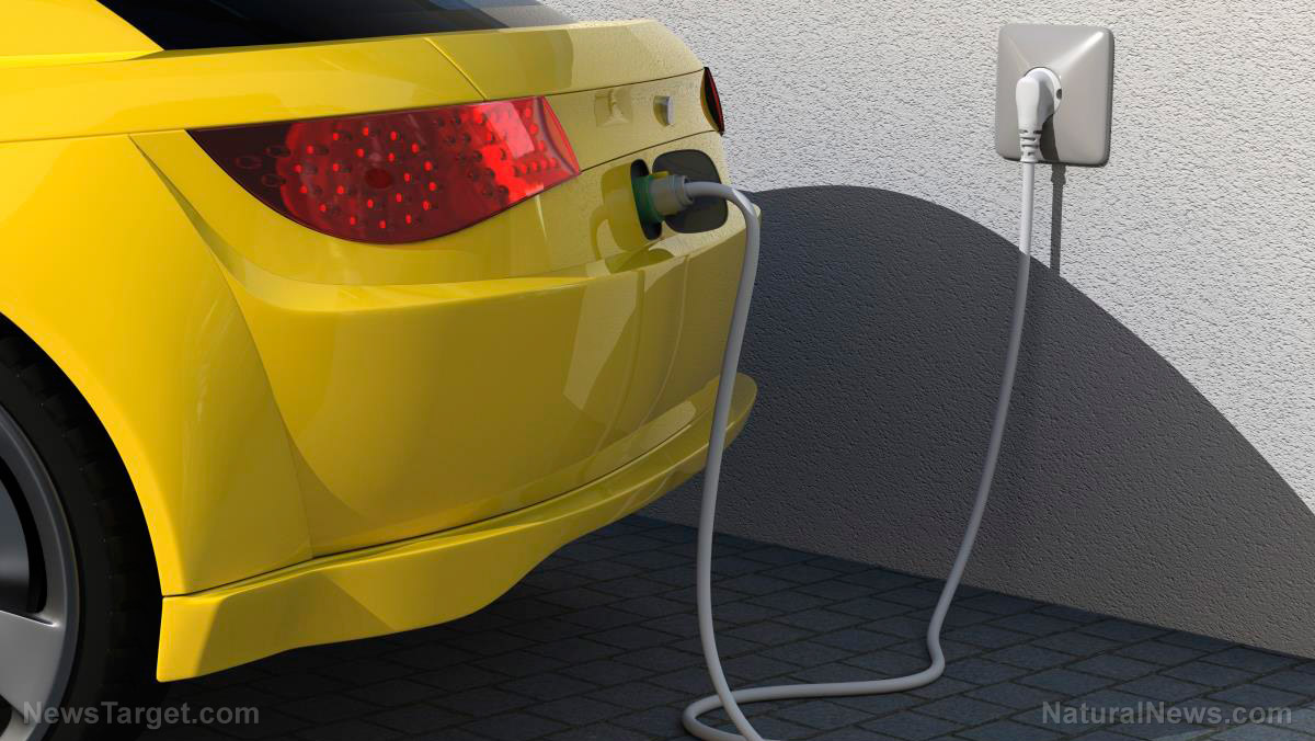Image: New magnet technology called HyMag could pave the way for affordable, eco-friendly electric- and hybrid-powered vehicles