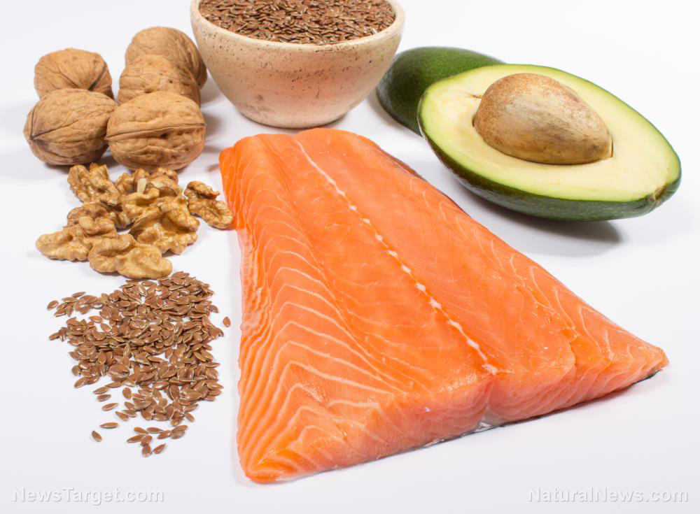 Image: Researchers CONFIRM: Natural omega-3 fatty acids prevent Alzheimer's