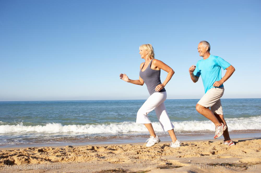 Image: 6 Months of aerobic exercise can improve neurocognition among older people, says study
