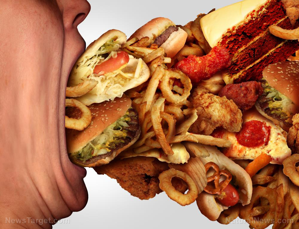 Image: Our diet is killing us: The modern diet is harmful to gut flora, can lower immune function