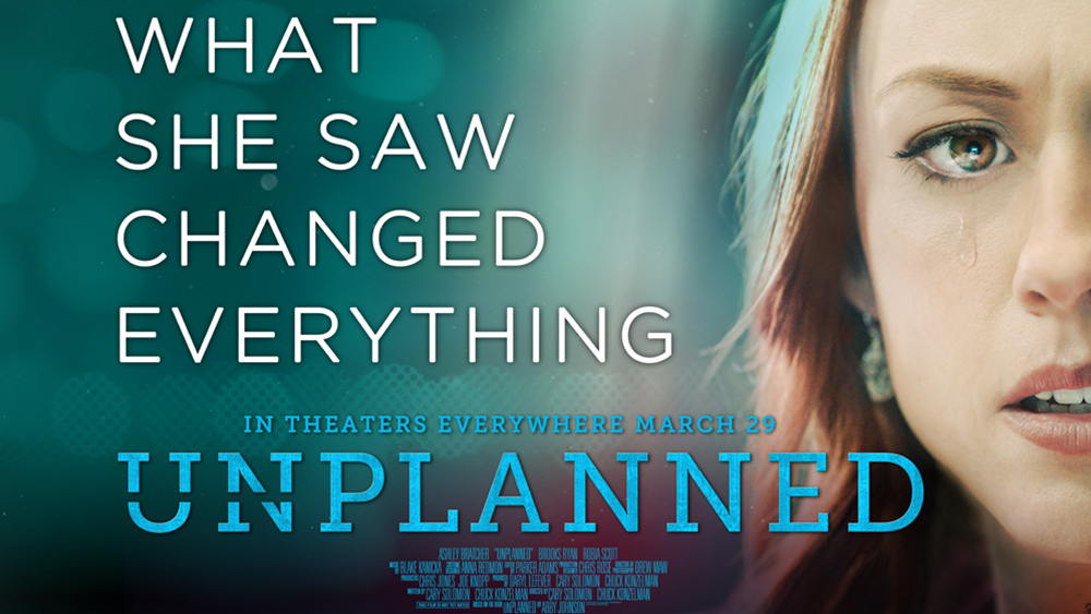 Image: Unplanned: The moving story of a planned parenthood abortion clinic director's redemption