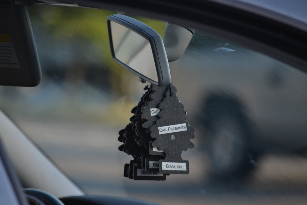 Image: Air fresheners are filling cars with toxic air