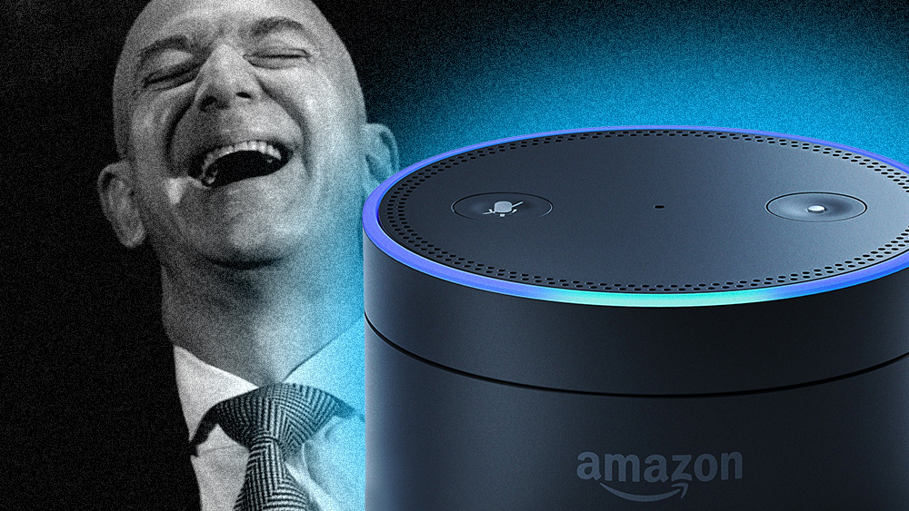 Image: Face it: If you are using Amazon Alexa in your home, you are an incredibly stupid person