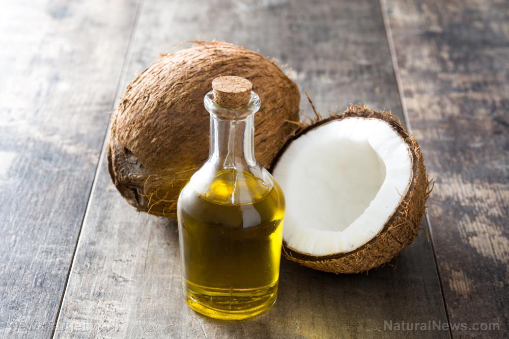 Image: Take a look at this: Can coconut oil help prevent macular degeneration?