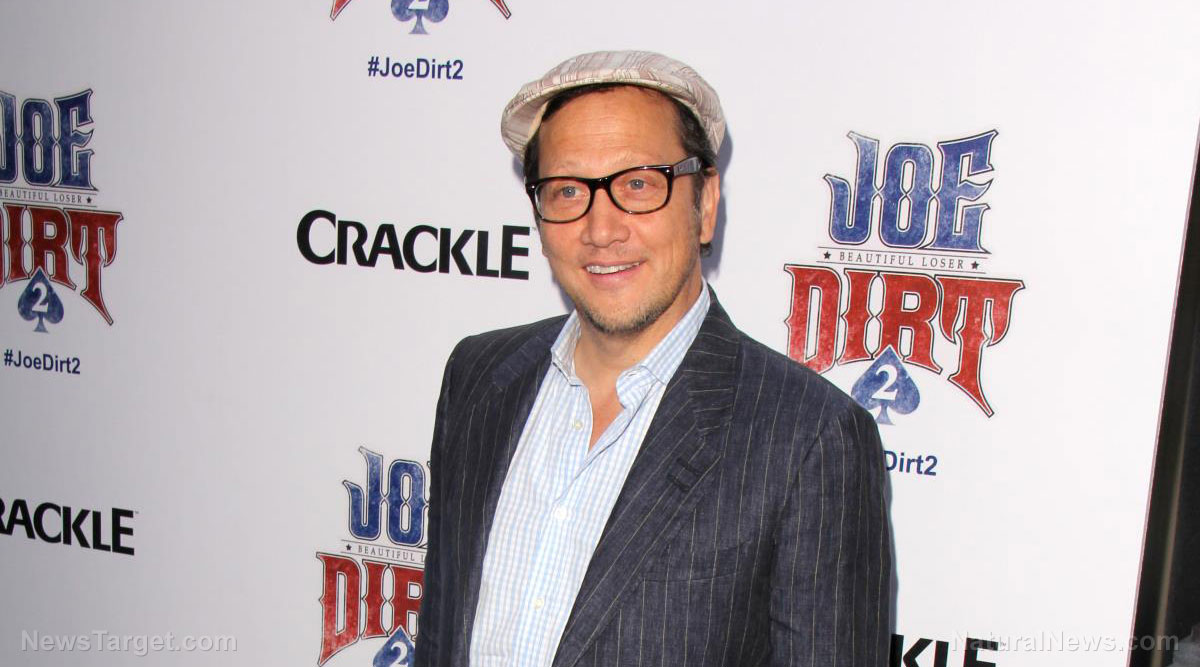 "Image: Actor Rob Schneider lambasts ""progressive Democrats"" and tech giants over their unbelievable censorship: ""We are in an Orwellian nightmare"""