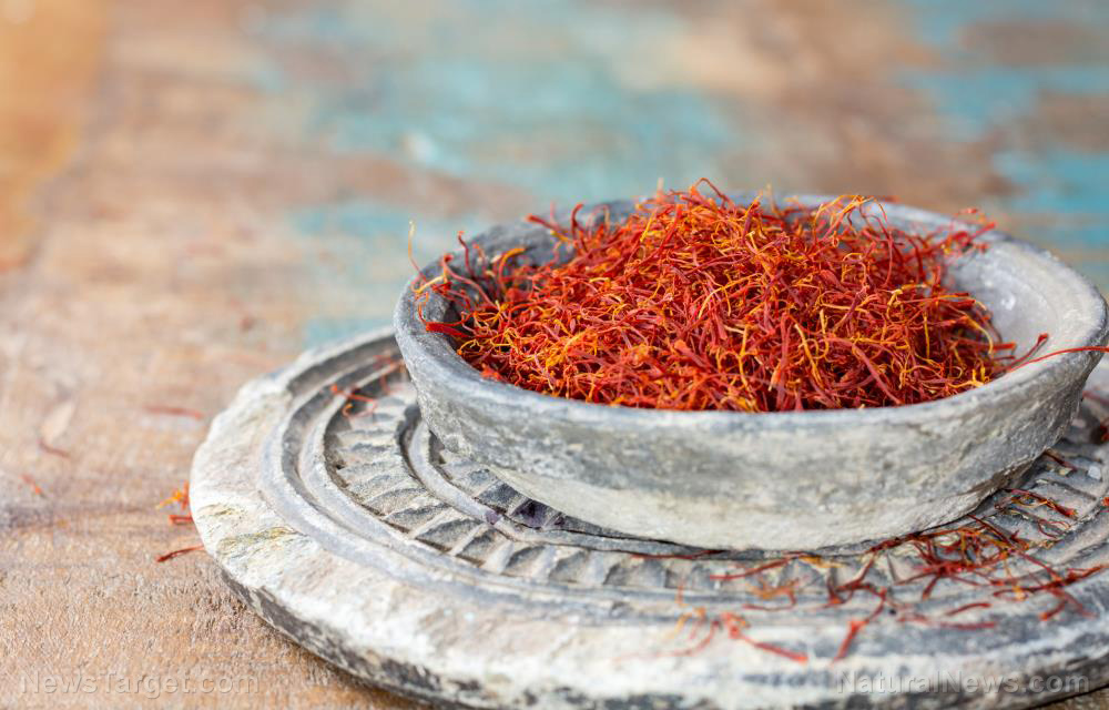 Image: Natural treatment for ADHD: Saffron may be as effective as medical stimulants