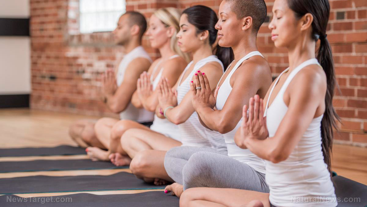 Image: TRIGGERED by Yoga? Left-wing professor now claims YOGA leads to white supremacy