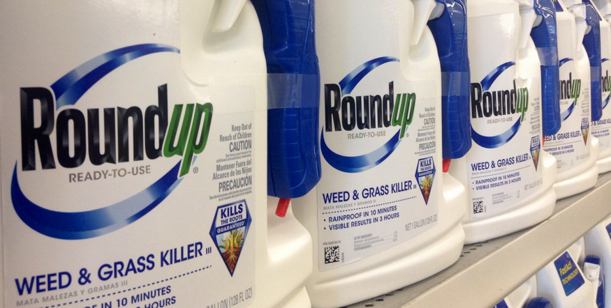 Image: Glyphosate from Monsanto's Roundup decimates microbes in soils and the human gut – new science