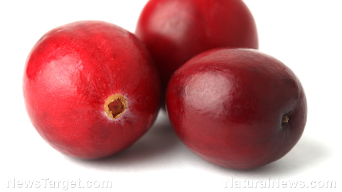 Image: Natural remedy for arthritis pain? Women who drink cranberry juice experience reduced joint pain