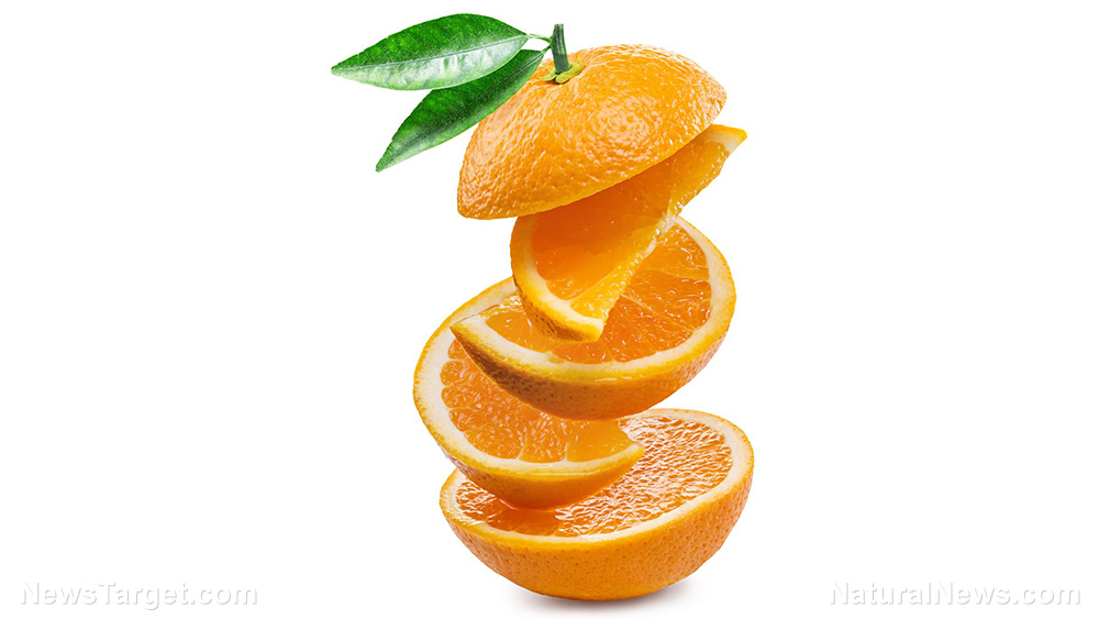Image: Orange oil makes a great natural preservative: It prevents foodborne pathogens and extends shelf life