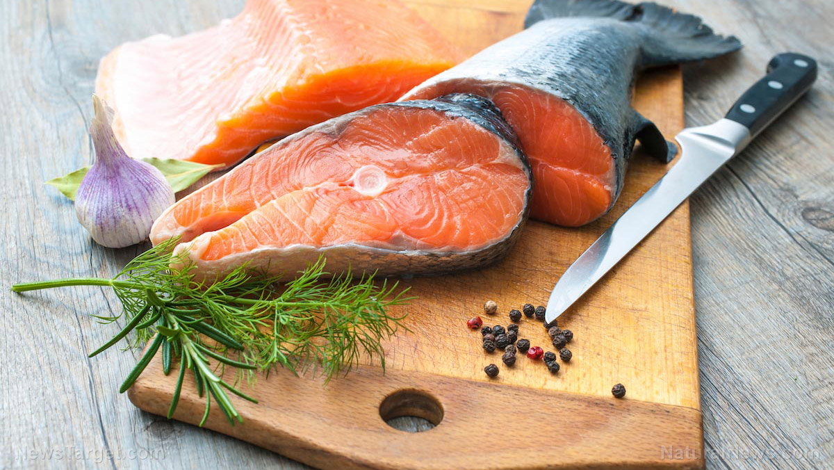 Image: Eating salmon can lower your risk of cardiovascular disease, but which kind should you buy?