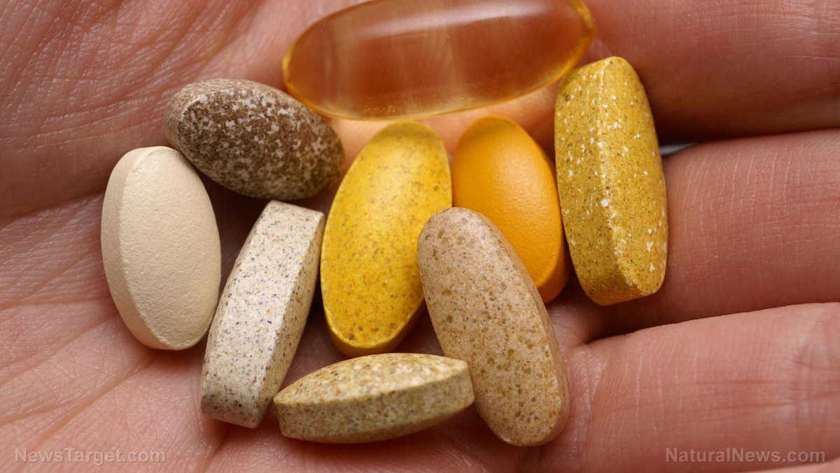 Image: Health experts discuss the supplements they take and why – are they right for you?