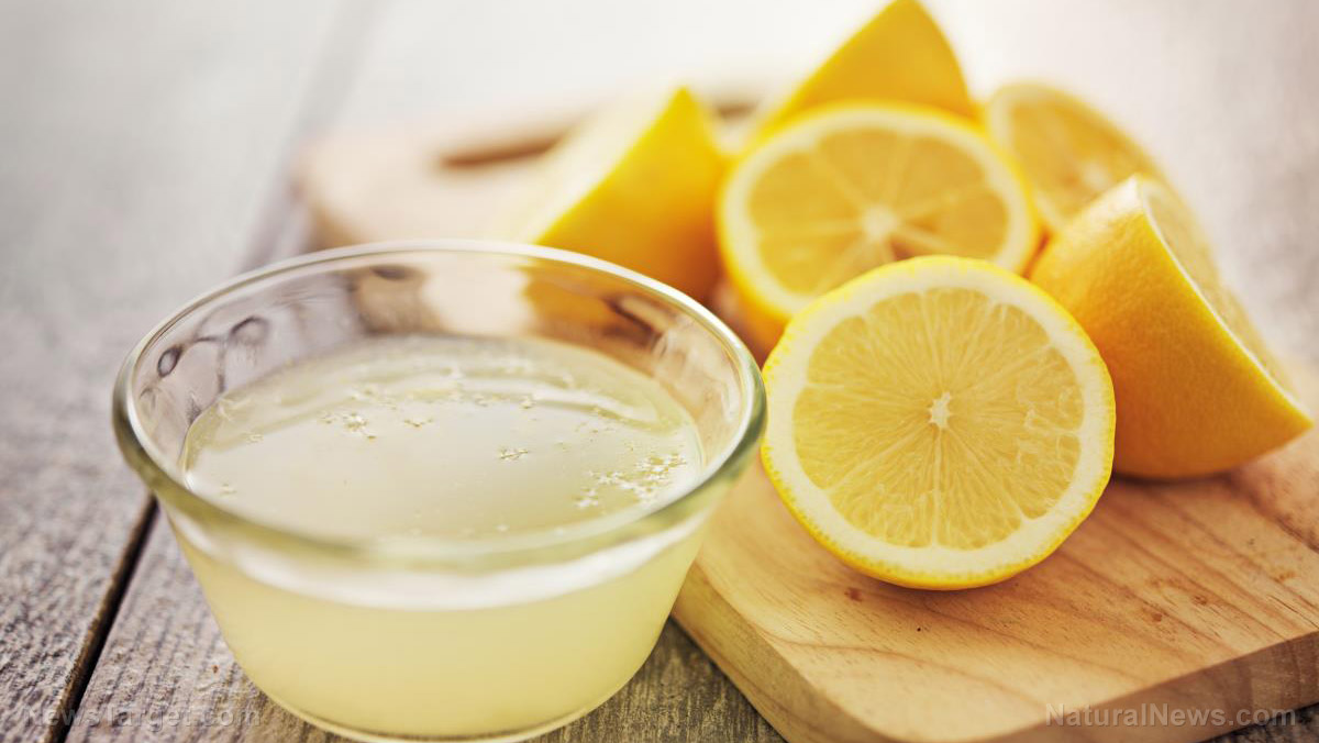 Image: Baking soda and lemon juice: A great combo for skin and gut health