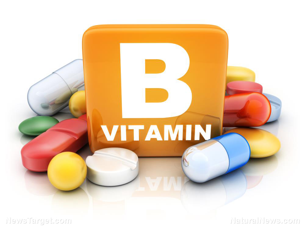 Image: B vitamins are CRUCIAL to heart health, brain health and eye health