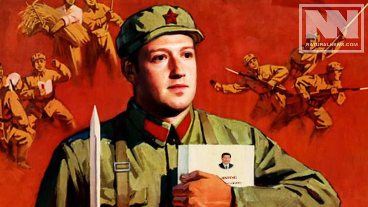 Image: Defiant speech Nazis at Facebook double down on anti-Christian censorship even after being called out by four U.S. senators