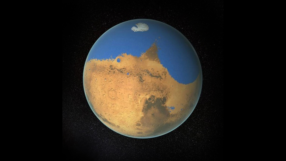 Image: Does Mars have an active groundwater system? Scientists say YES
