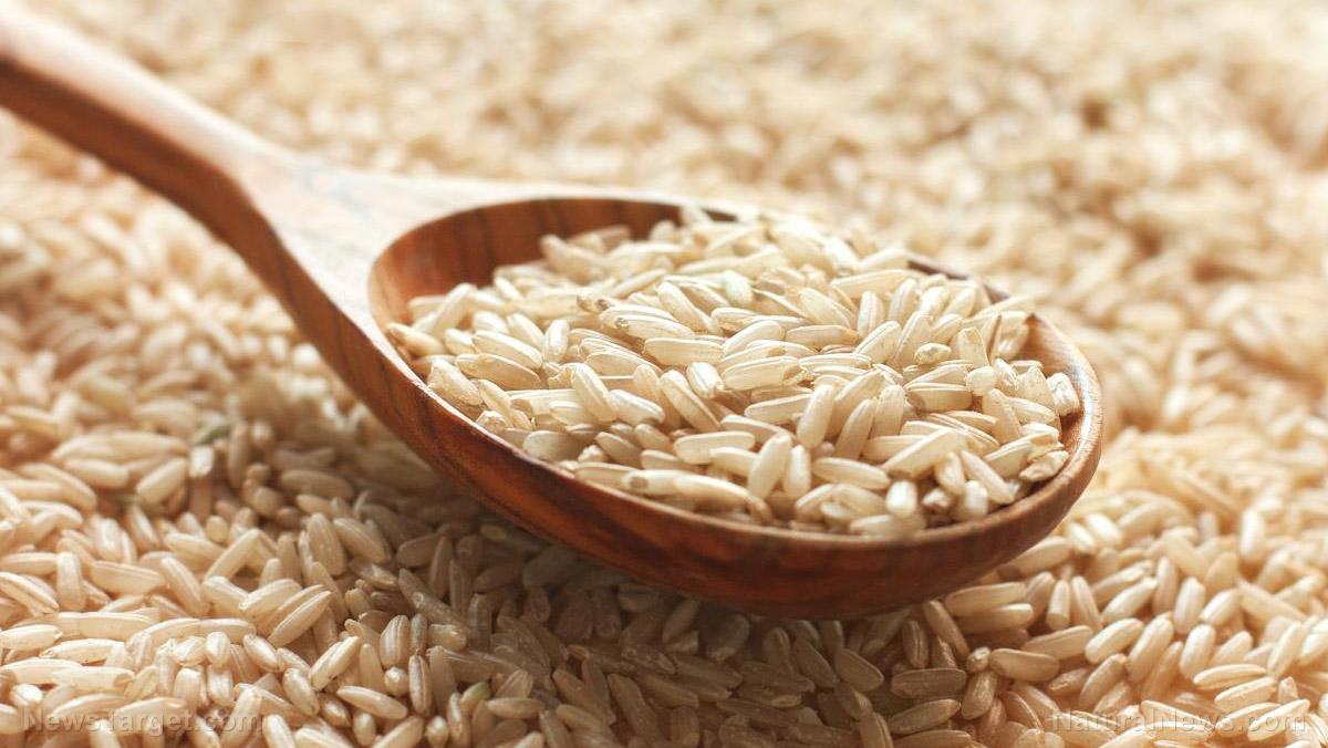 Image: High-quality, better-tasting brown rice developed with the help of an enzymatic treatment