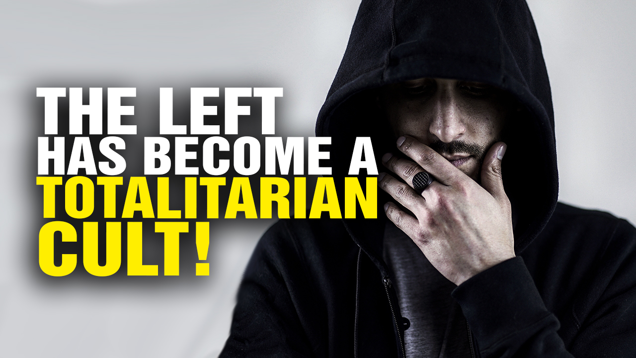 Image: The totalitarian American left