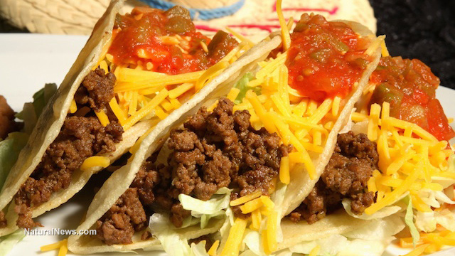 Image: Taco Bell recalls millions of pounds of beef after metal shavings found