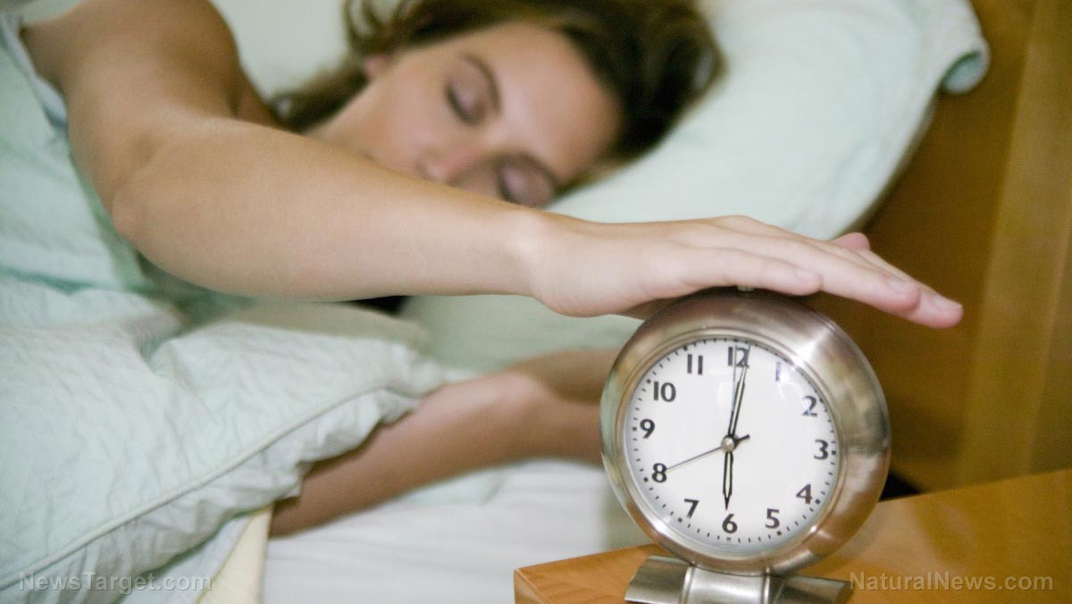 Image: Did you know that losing only 16 minutes of sleep every night can significantly lower your productivity?
