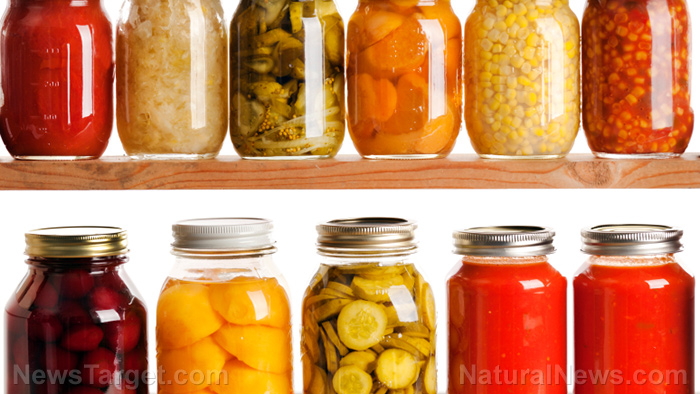Image: Home canning basics: Food acidity and when to use a pressure canner