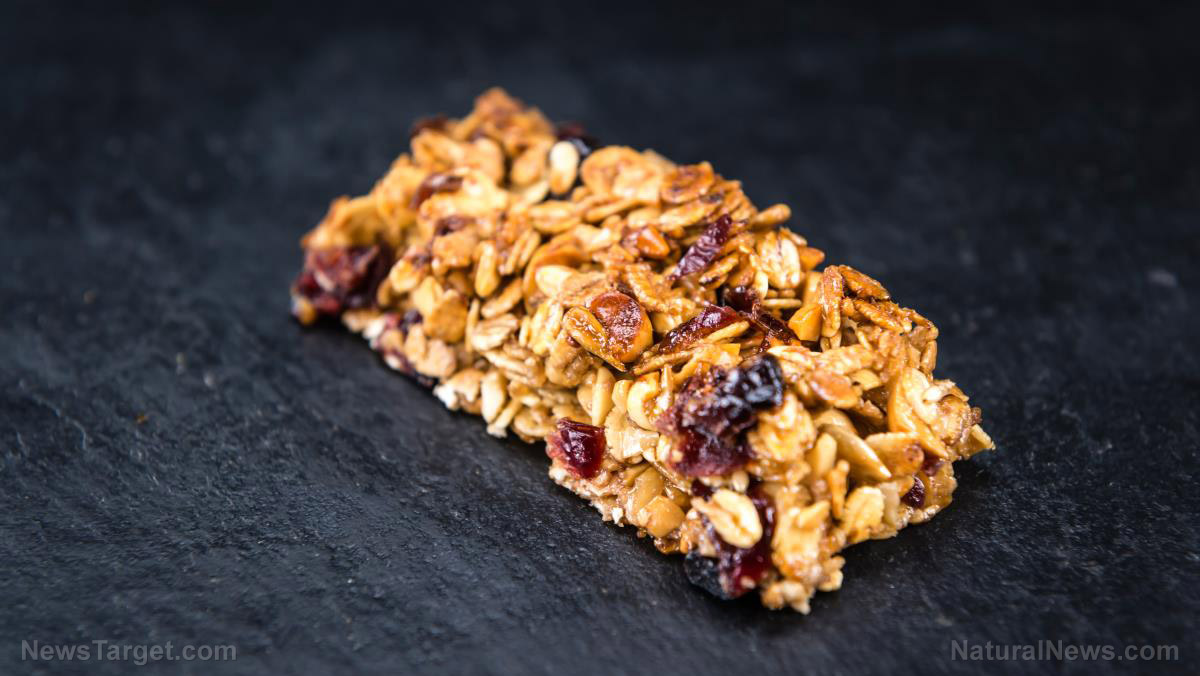 Image: When it comes to granola bars, it's best to look at the ingredients (or make your own)
