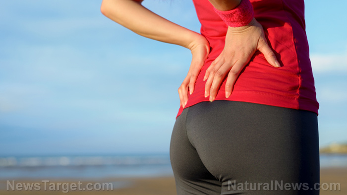Image: 7 Possible causes of lower back and leg pain and how to address them