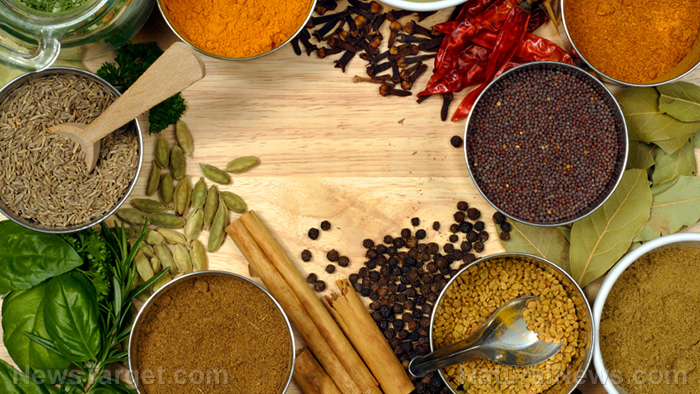 Image: Review examines the positive outcomes of herbs and spices on blood pressure