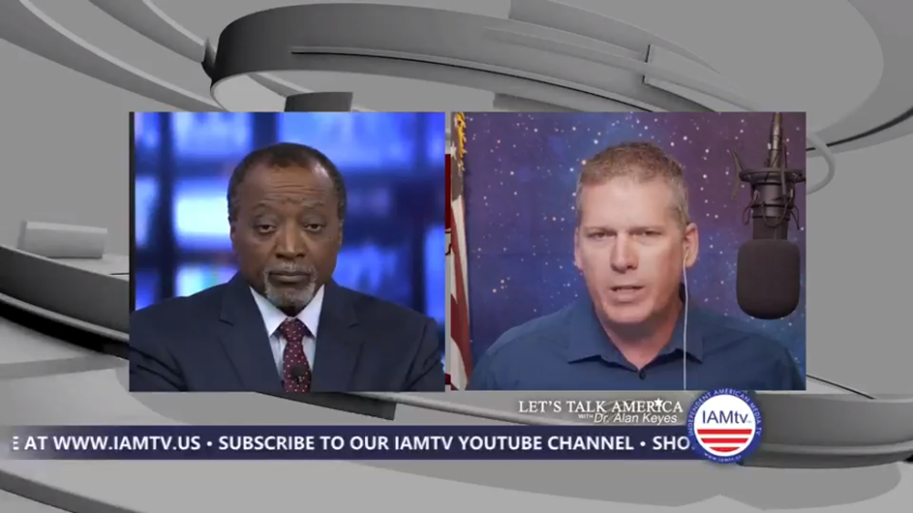 Image: Concerned about the ongoing tech takeover? Be sure to check out this powerful Let's Talk America interview between Alan Keyes and Mike Adams