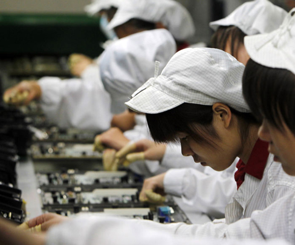 Image: Apple shuts down Foxconn facility in China due to coronavirus (no more iPhones?)