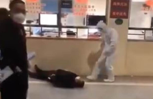 Image: If you film dead bodies in China, the police will arrive at your front door and arrest you… total censorship, total cover-up of coronavirus outbreak