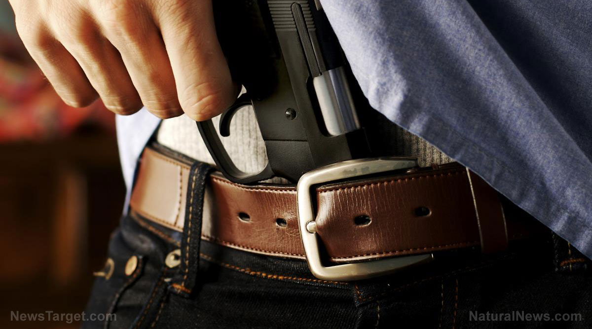 Image: Self-defense 101: Concealed carry tips for newbie preppers
