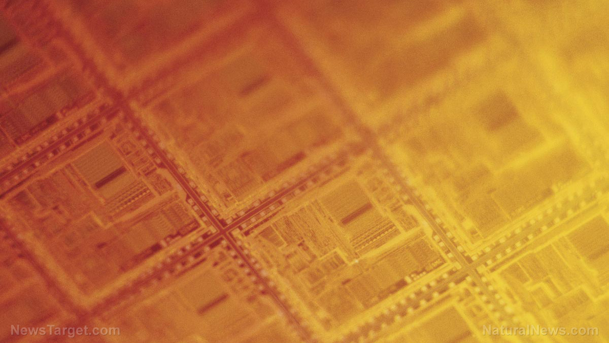Image: Nothing goes to waste: New chip developed by engineers could be used to turn wasted heat into electricity