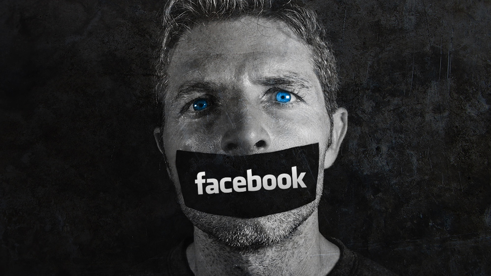 "Image: Former Facebook moderator reveals how the company allowed ""hate speech"" against conservatives"