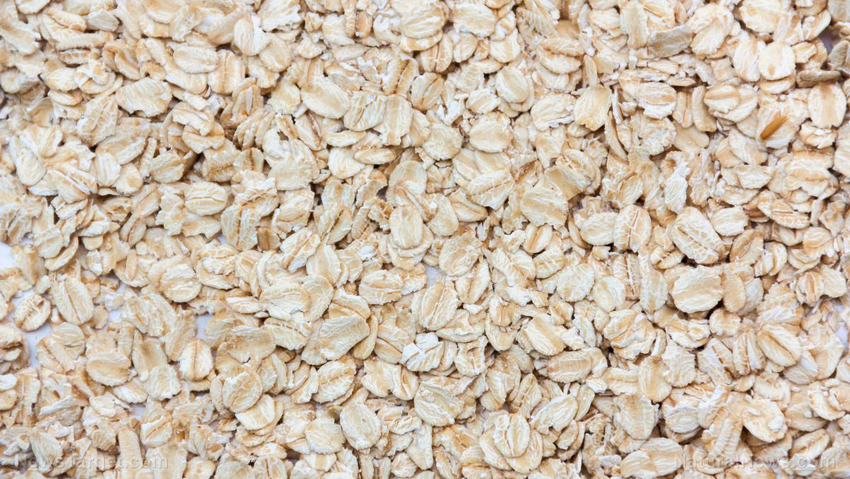 Image: 5 Reasons to add fiber-rich raw oats to your diet