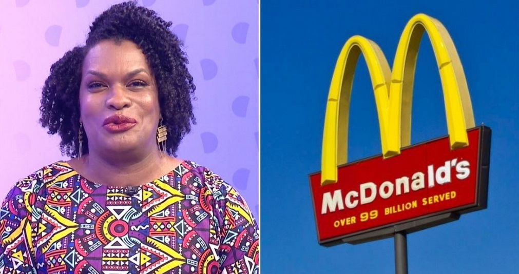 "Image: You want some FRIES with that? McDonald's pushing black trans spokespeople as part of ""amplifying black voices"" campaign"