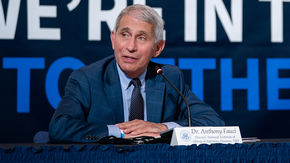 Image: The two most dangerous men in the world? (Fauci and Gates)