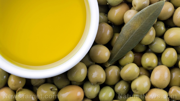 Image: 4 Amazing health benefits of antioxidant-rich olive oil