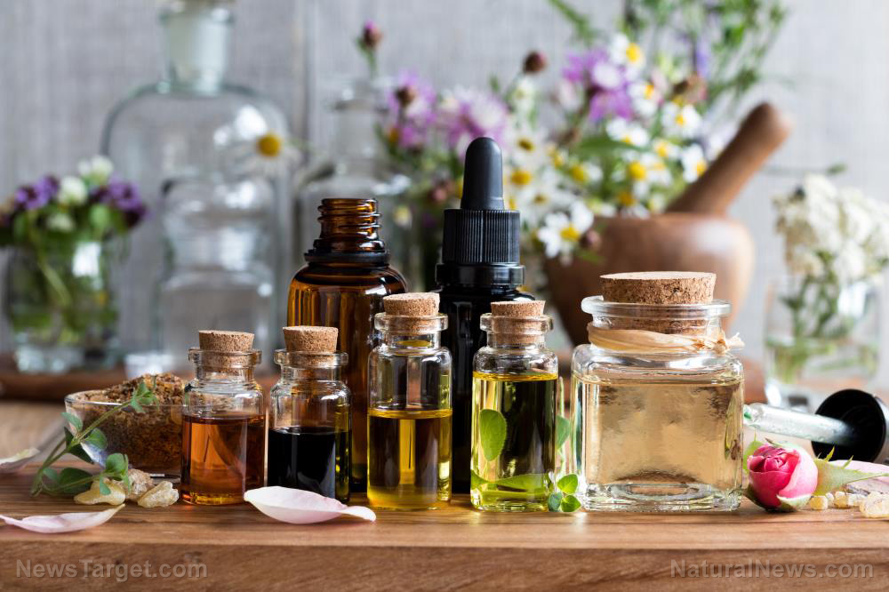 Image: What are the clinical applications of essential oils?