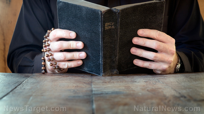Image: Proposed law in Scotland could make owning a bible a hate crime
