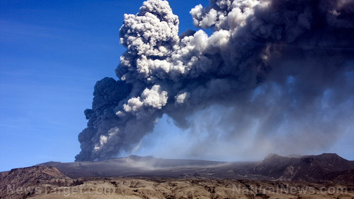 Image: Scientists discovered volcanic eruptions, not asteroid impact, triggered climate change 14,500 years ago