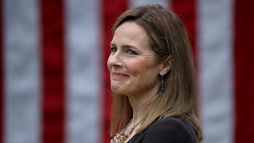Image: MOVE OVER POLITICO: Associated Press writes their own hit piece on Amy Coney Barrett's Catholic faith